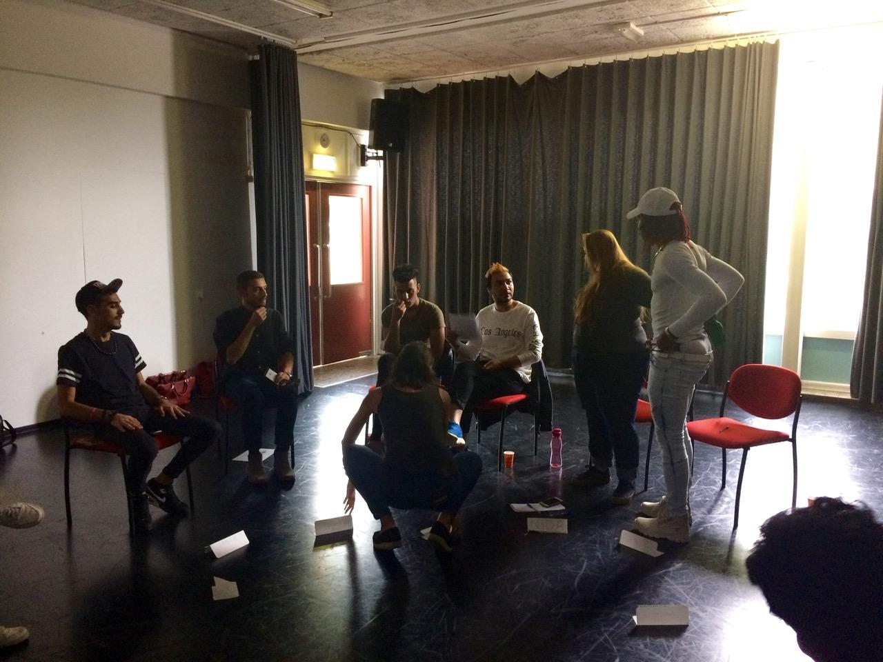 Radioworkshop Queer Faces Migrant Voices