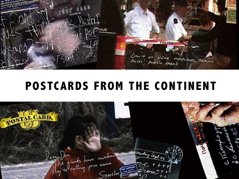 Postcards from the continent – film/ research